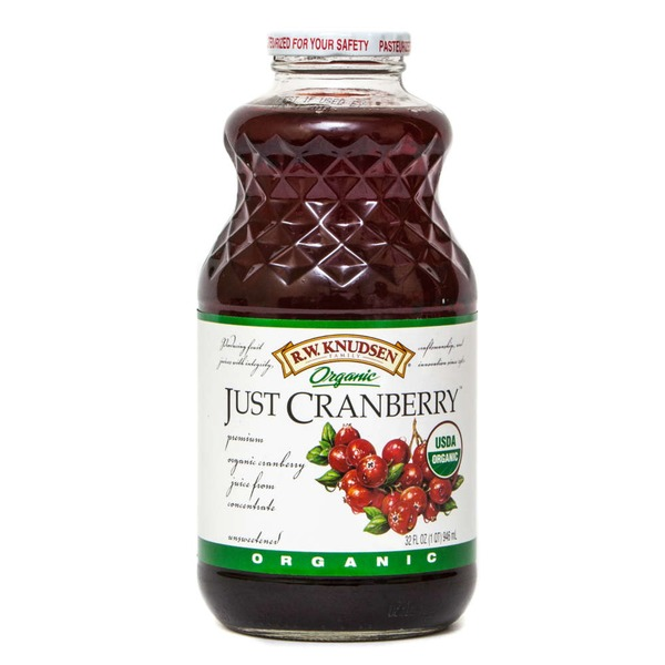 R.W. Knudsen Family Juice Just Cranberry