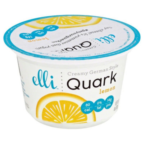 Elli Quark Lemon