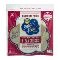 Smart Flour Foods Gluten Free Original Pizza Crusts - 2 CT