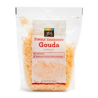365 by Whole Foods Market Finely Shredded Gouda