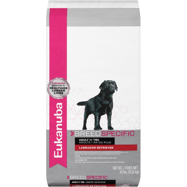 Eukanuba Breed Specific Adult Labrador Retriever Premium Dog Food