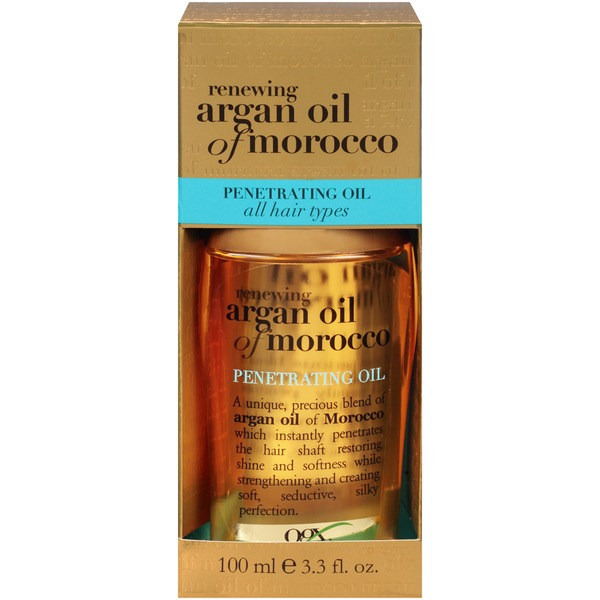 Ogx Argan Oil of Morocco Renewing Penetrating Hair Oil
