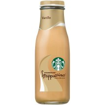 Starbucks® Frappuccino® Vanilla Chilled Coffee Drink 13.7 fl. oz. Bottle