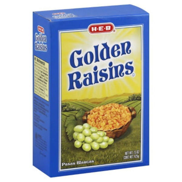 H-E-B Golden Raisins