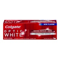 Colgate Optic White Enamel White Toothpaste Luminous Mint