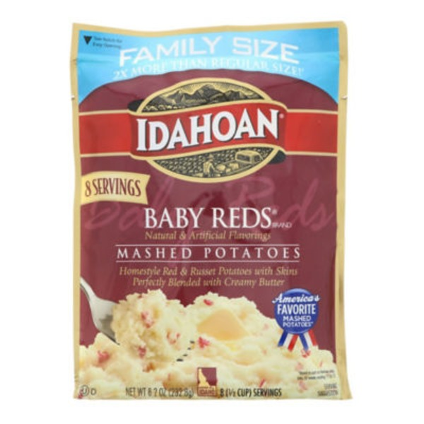 Idahoan Baby Reds Mashed Potatoes