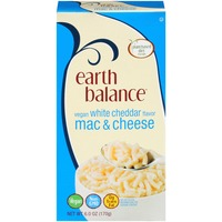 Earth Balance Vegan White Cheddar Mac & Cheese
