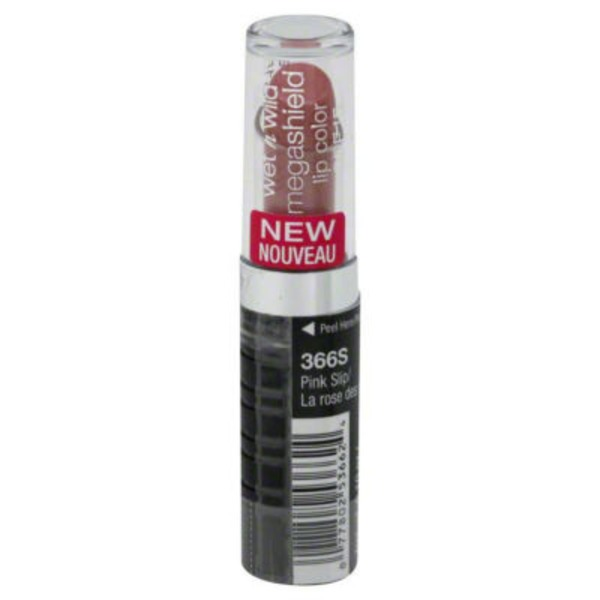 Wet n' Wild Mega Shield Lip Color - Pink Slip 366S