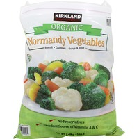 Kirkland Signature Organic Vegetables