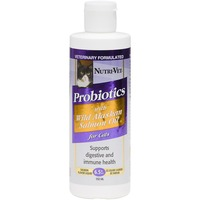 Nutri-Vet Probitiocs With Wild Alaskan Salmon Oil For Cats