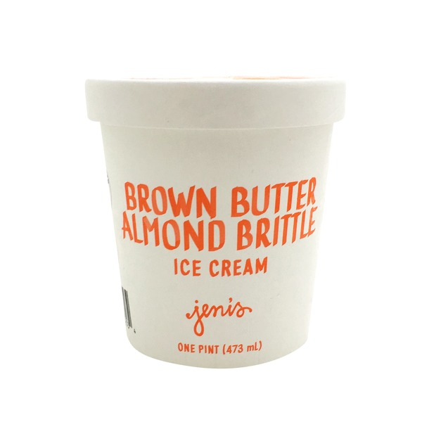 Jeni's Splendid Ice Creams Brown Butter Almond Brittle Ice Cream