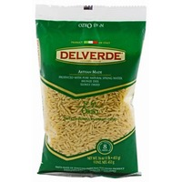 Delverde No 65 Orzo Pasta made from Semolina
