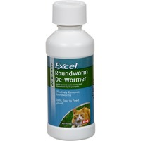 Excel Cat Roundworm De-Wormer