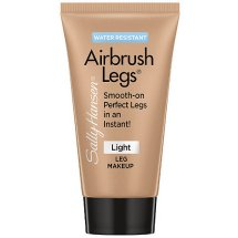 Sally Hansen Airbrush Legs Leg Makeup, Light, Travel Size, .75 Oz