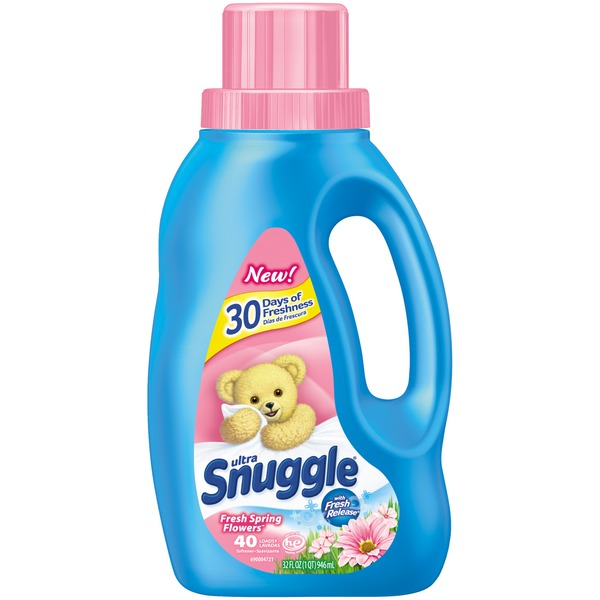 Snuggle Ultra Fresh Spring Flowers Liquid Fabric Softener