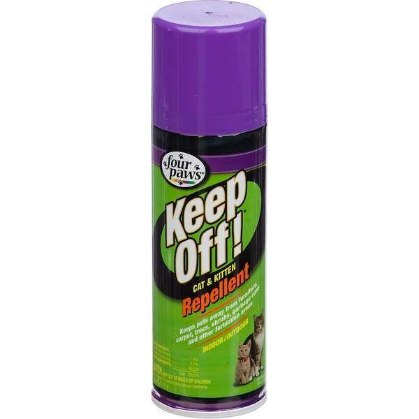 Cat In/Out Repellent