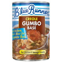 Blue Runner Creole Gumbo Base, 25 oz