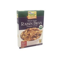 Field Day Organic Raisin Bran Cereal