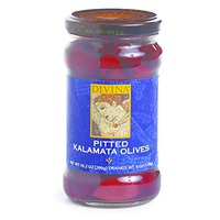Divina Pitted Kalamata Olives