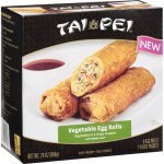 Tai Pei Vegetable Egg Rolls, 24 oz.