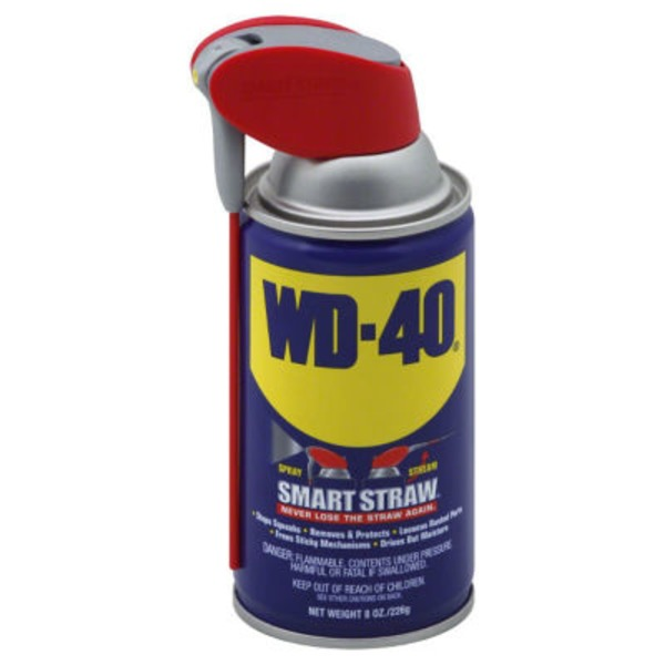 WD-40 Smart Straw Lubricant