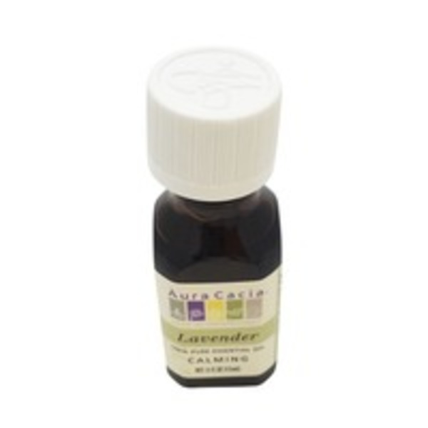 Aura Cacia Essential Oil, 100% Pure, Lavender