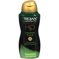 Trojan Water-Based H20 Sensitive Touch Personal Lubricant