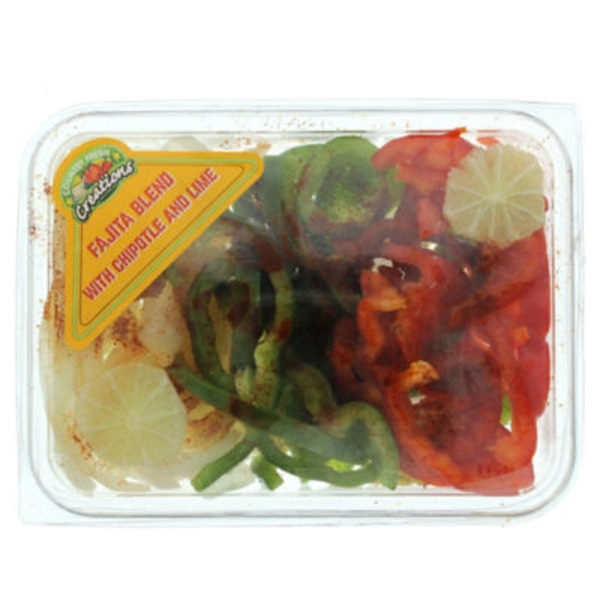 Country Fresh Creations Fajita Blend Vegetables With Chipotle & Lime