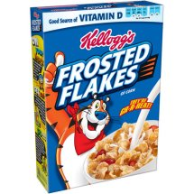 Kellogg's Frosted Flakes of Corn, 15 oz
