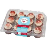 Kimberley's® Two-Bite Red Velvet Cupcakes, 12 count, 10.5 oz