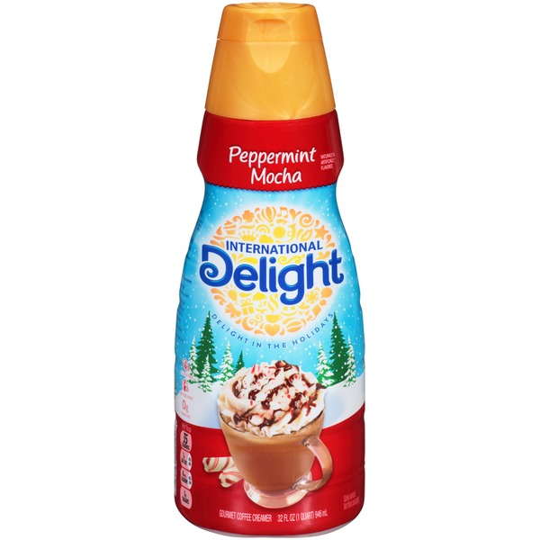 International Delight Peppermint Mocha Coffee Creamer