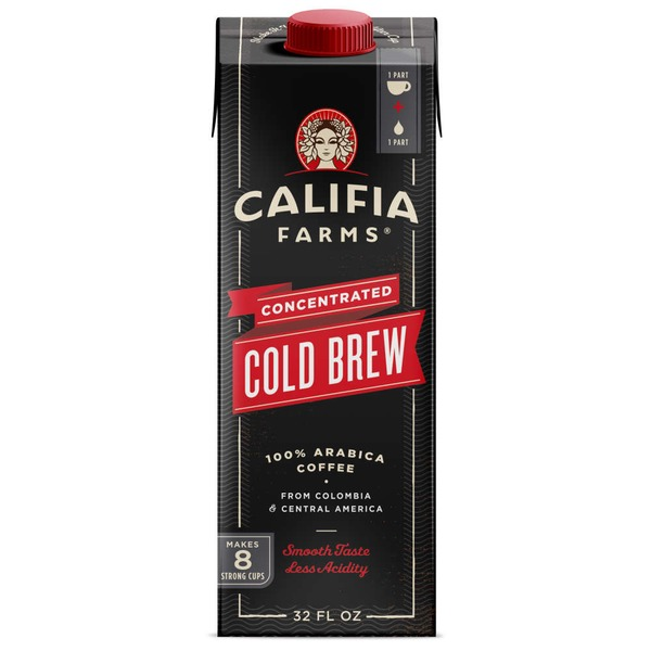 Califia Farms Concentrated Cold Brew Coffee
