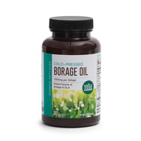 Whole Foods Market Cold Pressed Borage Oil 1000 mg