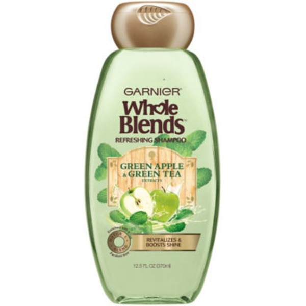 Whole Blends Normal Hair Green Apple + Green Tea Refreshing Shampoo