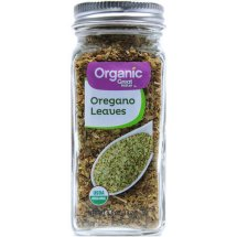 Great Value Organic Oregano Leaves, 0.5 oz