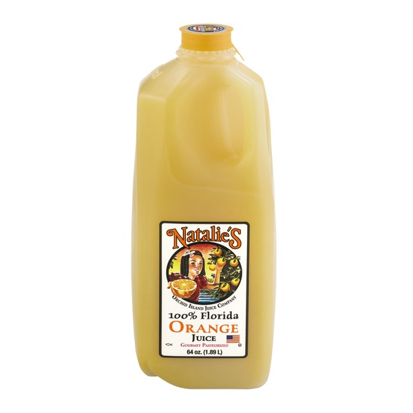 Natalie's 100% Florida Orange Juice