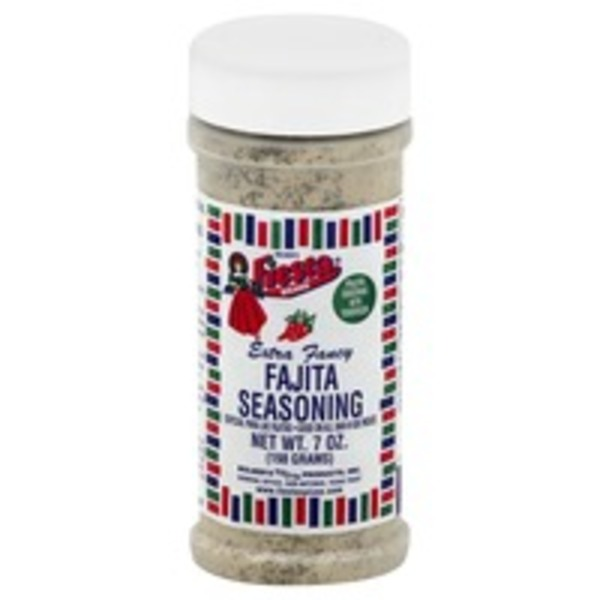 Fiesta Seasoning, Fajita, Jar