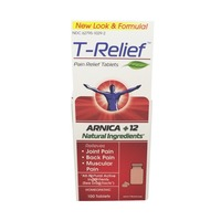 T Relief Pain Relief, Chewable Tablets