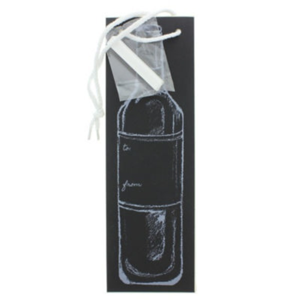 True Fabrications Chalkboard Bottle Bag
