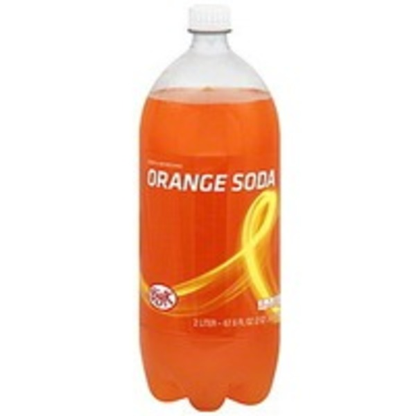 Big K Orange Soda
