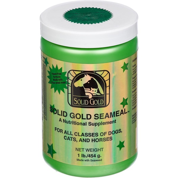Solid Gold SeaMeal Powder for Dogs and Cats
