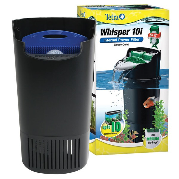 Tetra Whisper Internal Power Filter 10i