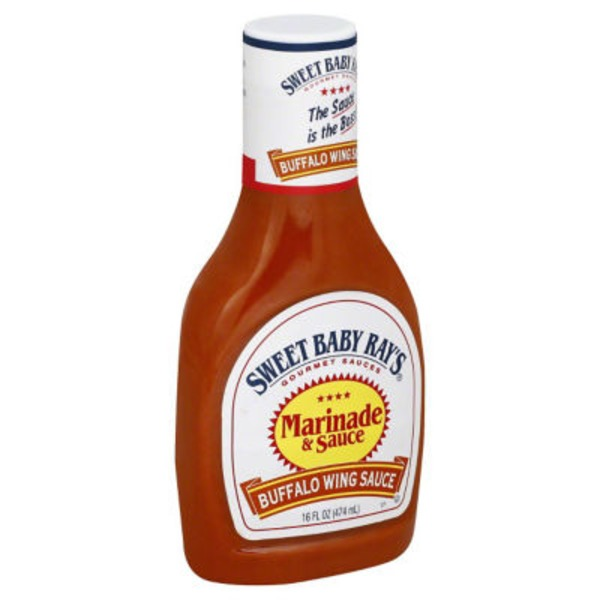 Sweet Baby Ray's Buffalo Wing Wing Sauce