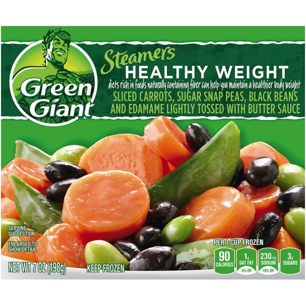 Green Giant Healthy Weight Steamers