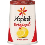 Yoplait Original Lemon Burst Yogurt, 6 oz, 6.0 OZ