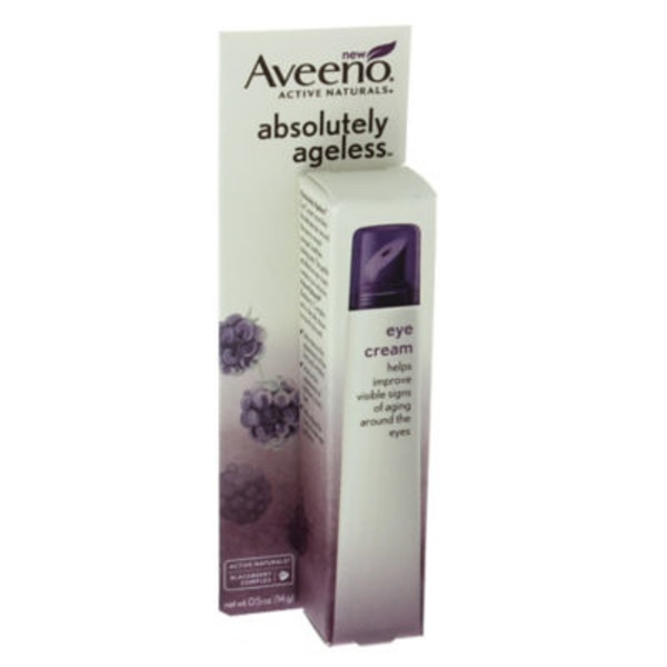 Aveeno® Absolutely Ageless™ Eye Cream Facial Moisturizers