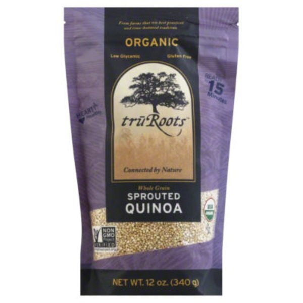 truRoots Tru Roots Whole Grain Sprouted Quinoa