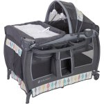Baby Trend Deluxe II Nursery Center Playard, Cuddle Cot