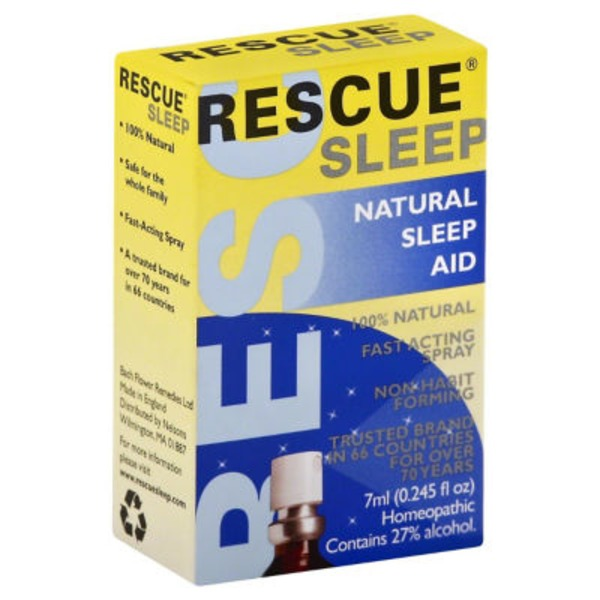 Rescue Natural Sleep Aid