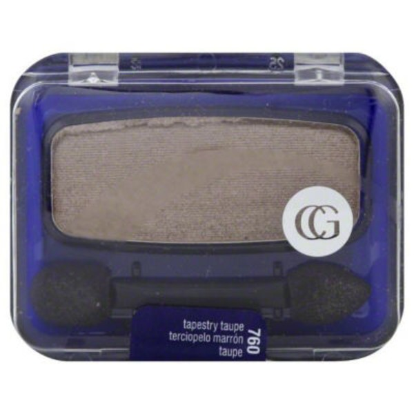 CoverGirl Eye Enhancer COVERGIRL Eye Enhancers 1-Kit Eye Shadow, Tapestry Taupe .09 oz (2.5 g) Female Cosmetics